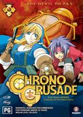 Chrono Crusade Vol 04 - The Devil To Pay on DVD