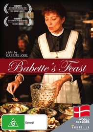 Babette's Feast (World Classics Collection) on DVD