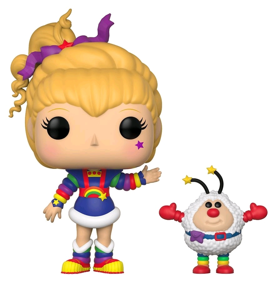 Rainbow Brite & Twink - Pop! Vinyl Figure image