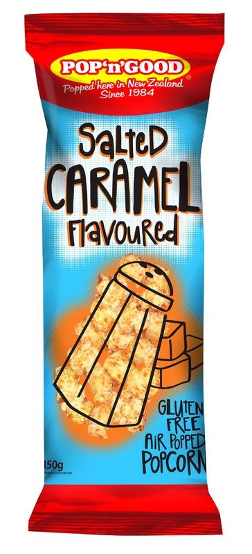 Pop'n'Good - Salted Caramel (150g)