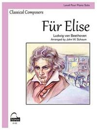 Fur Elise by Ludwig van Beethoven