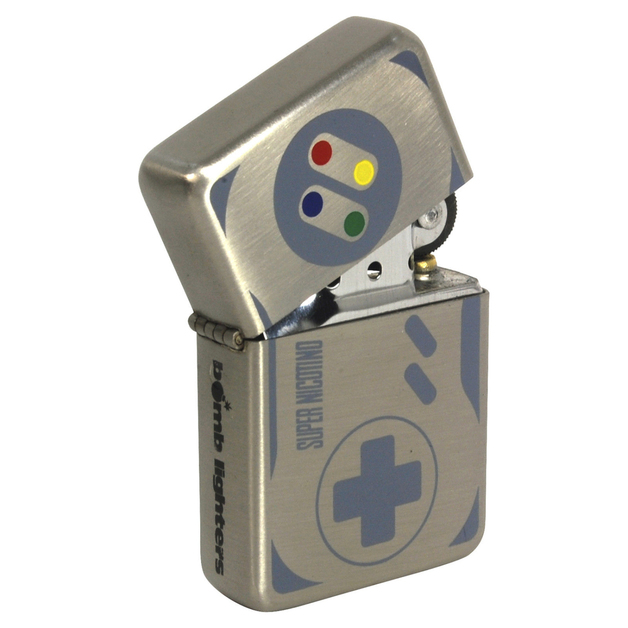 Super Nicotino Windproof Lighter