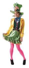 Disney: Mad Hatter - Women's Costume (XS)