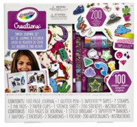 Crayola: Creations - Smash Journal Kit