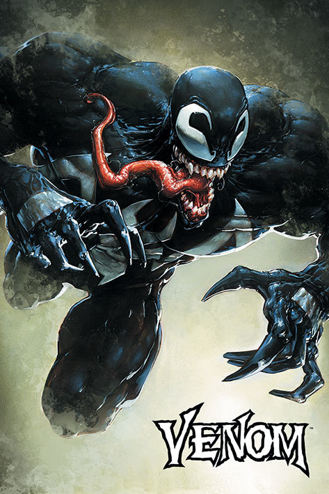 Venom Maxi Poster - Leap (932)