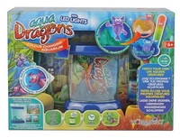 Aqua Dragons: Colour Changing Aquarium - With LED Lights