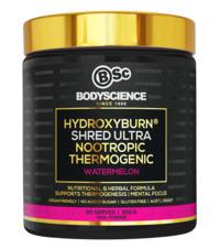 BSc Bodyscience HydroxyBurn SHRED Ultra – Watermelon