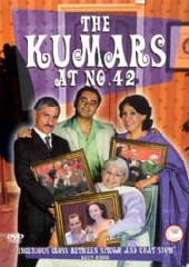Kumars, The - At No. 42 on DVD