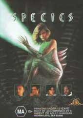 Species on DVD