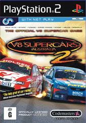 V8 Supercars 2 for PlayStation 2
