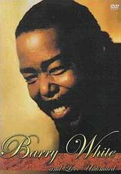 Barry White And Love Unlimited on DVD