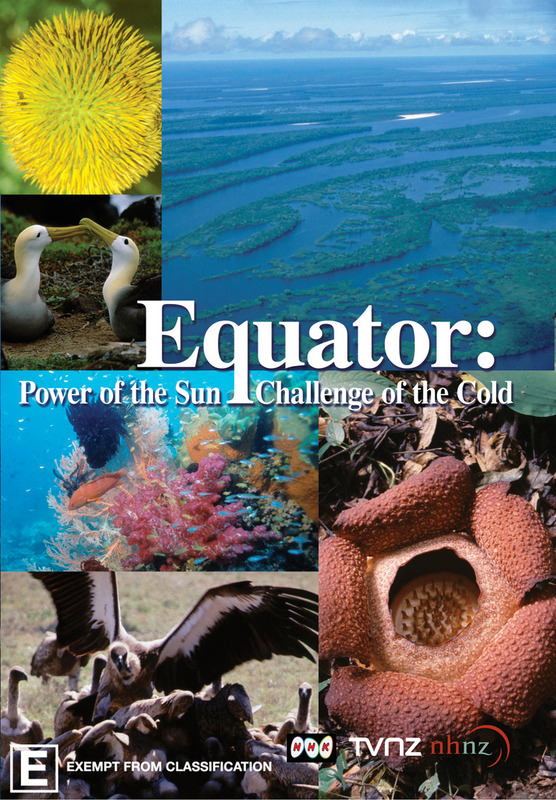 Equator on DVD