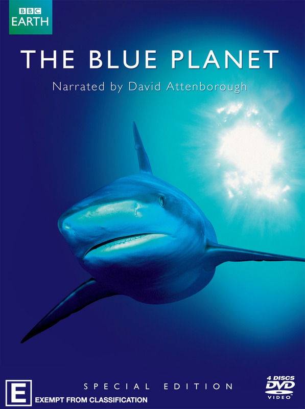 The Blue Planet: Special Edition on DVD