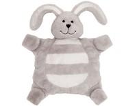 Sleepytot Bunny Comforter (Small) - Grey