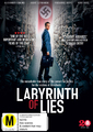 Labyrinth Of Lies on DVD