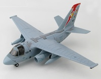 """Hobby Master: 1/72 S-3B Viking USS Independence 160131 VS-21""""Fighting Redtails"""", US NAVY, 1990s"""