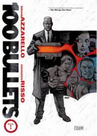100 Bullets Book One by Brian Azzarello