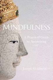 Mindfulness by Joseph Goldstein