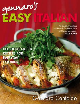 Gennaro's Easy Italian by Genarro Contaldo image