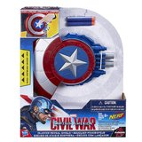 Nerf: Marvel - Captain America Blaster Reveal Shield
