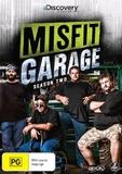 Misfit Garage: Season 2 DVD