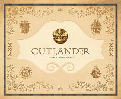 Outlander Deluxe Stationery Set by Insight Editions image