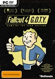 Fallout 4 Game of the Year for PC Games