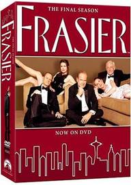 Frasier - Season 11 on DVD