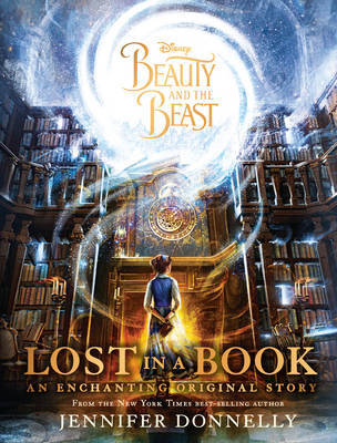 Disney Beauty and the Beast Lost in a Book by Jennifer Donnelly image