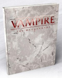 Vampire the Masquerade - Deluxe Rulebook (5th Edition)