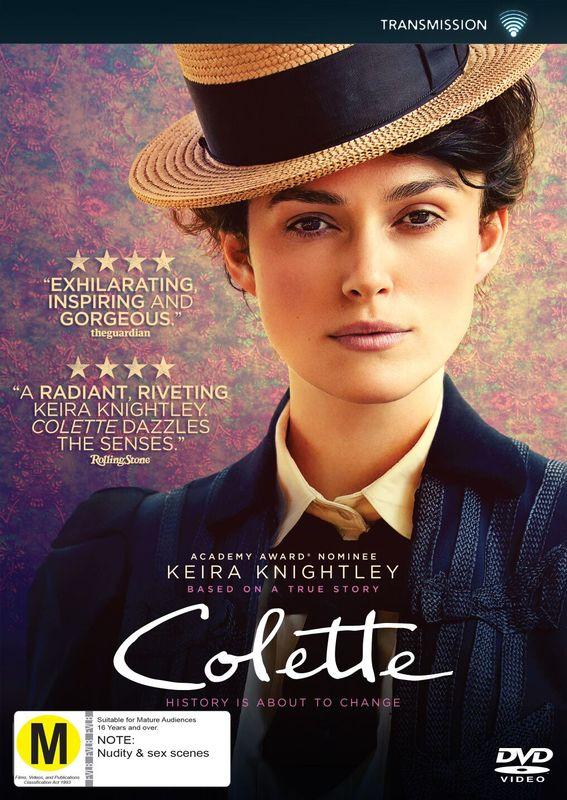 Colette on DVD