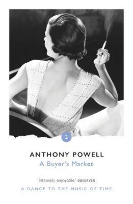 A Buyer's Market by Anthony Powell image