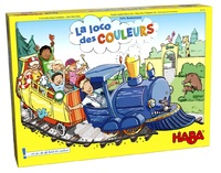 Colour Choo Choo - Children's Game