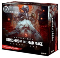 D&D Waterdeep: Dungeon of the Mad Mage - Board Game (Premium Edition)