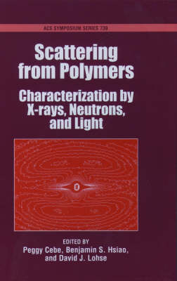 Scattering from Polymers by Peggy Cebe image