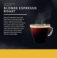 Starbucks Blonde Espresso Roast 12pk