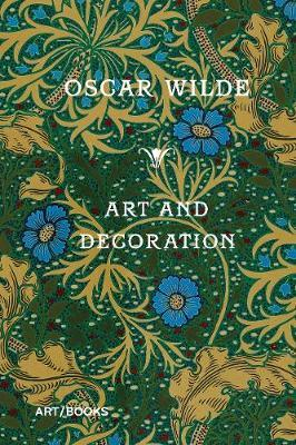 Art and Decoration by Oscar Wilde