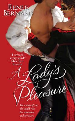 A Lady's Pleasure by Renee Bernard image