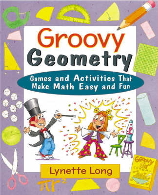 Groovy Geometry by Lynette Long image