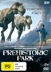 Prehistoric Park (2 Disc Set) on DVD