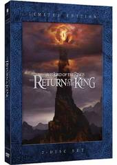 The Lord Of The Rings - The Return Of The King: Limited Edition (2 Disc Set) on DVD