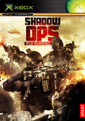 Shadow Ops: Red Mercury for Xbox