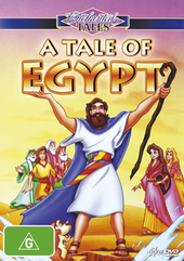 Enchanted Tales - A Tale Of Egypt on DVD