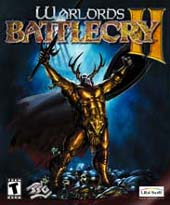 Warlords Battlecry II (SH) for PC Games