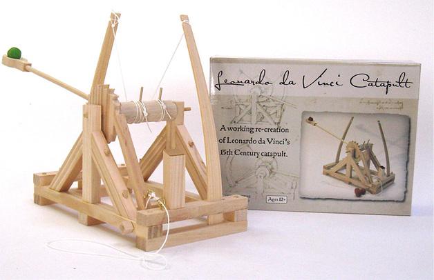Pathfinders - Da Vinci Catapult Kit