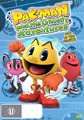 Pac-Man & the Ghostly Adventures: Pac to the Future on DVD