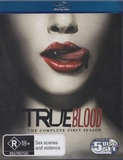 True Blood - The Complete First Season on Blu-ray