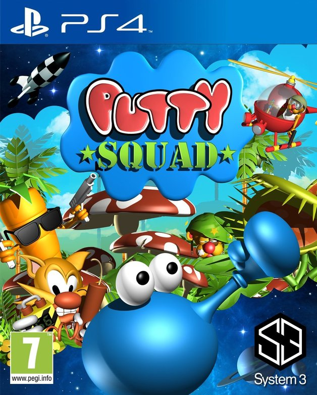 Putty Squad for PS4