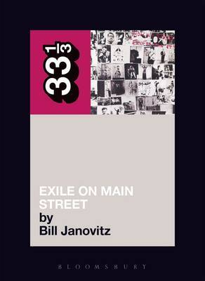 The Rolling Stones Exile on Main Street by Bill Janovitz image