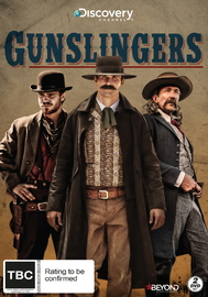 Gunslingers on DVD